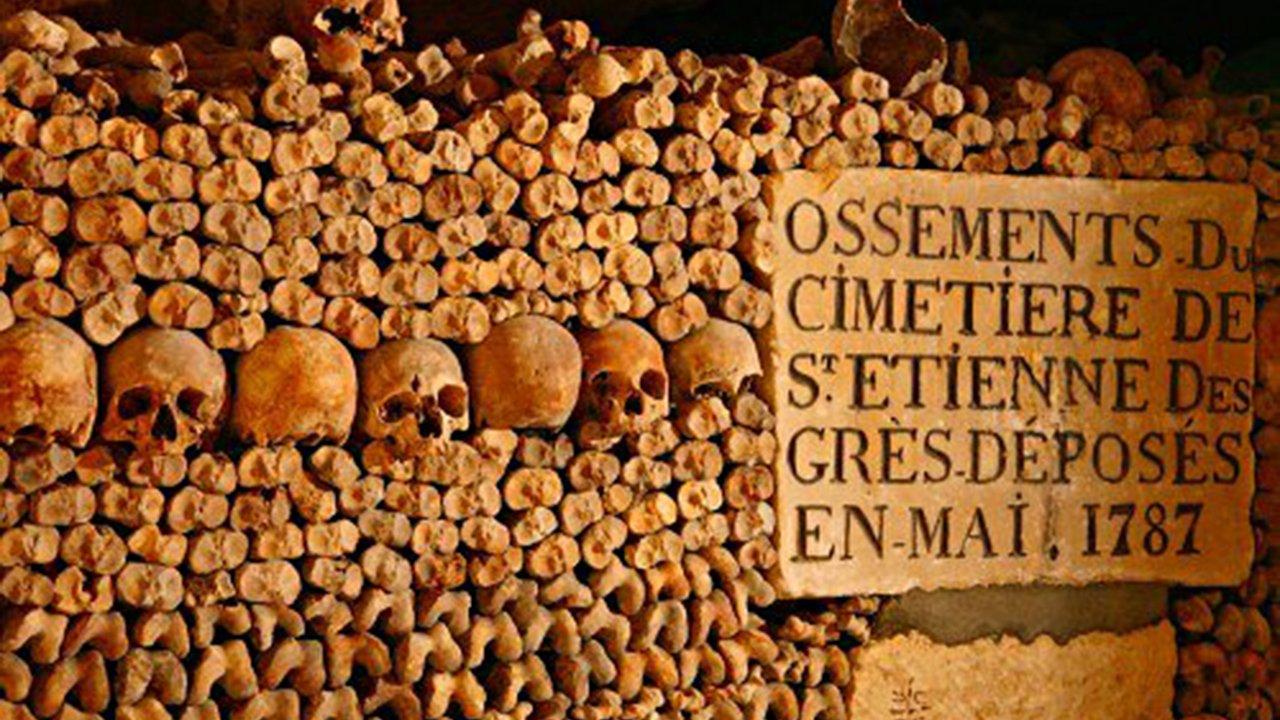 Amazing Tours Paris Catacombs Tour Skip The Line