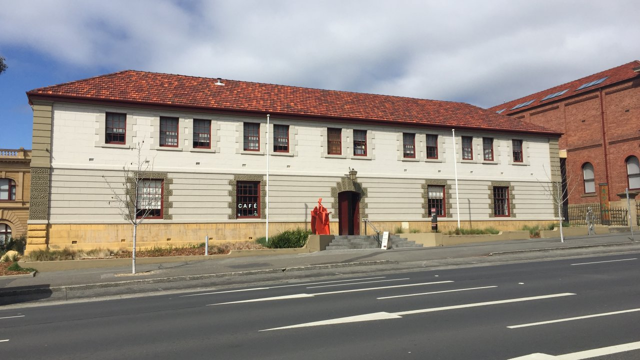 Historic Commissariat, Australia's oldest, continuously used Government building.