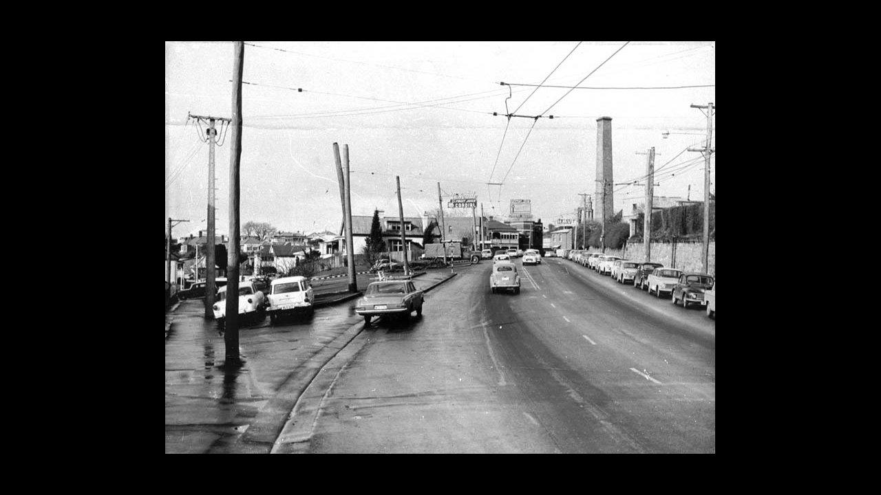 Sandy Bay Road, 1950