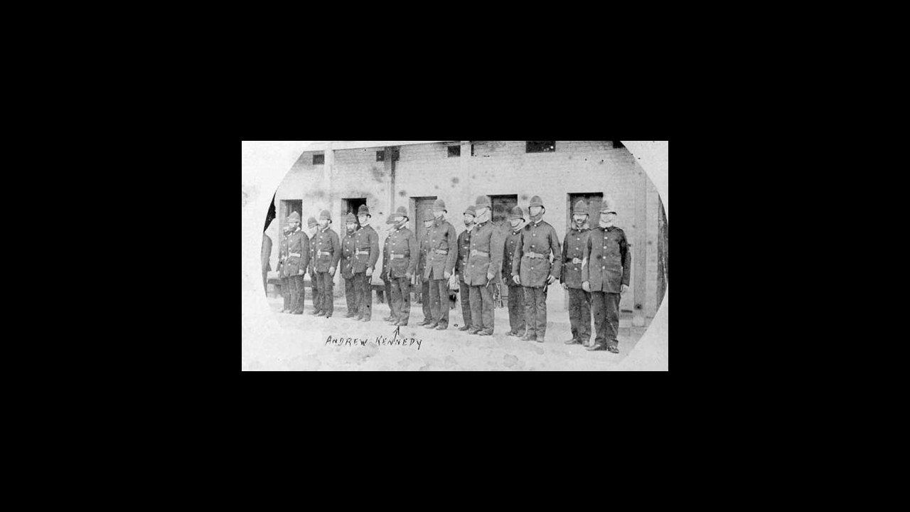 Corrupt colonial constables