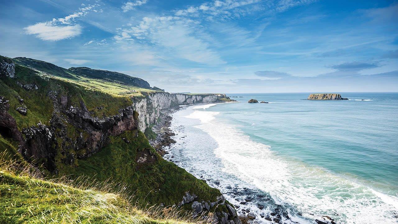 Antrim Coast - Shore Excursion from Belfast Port