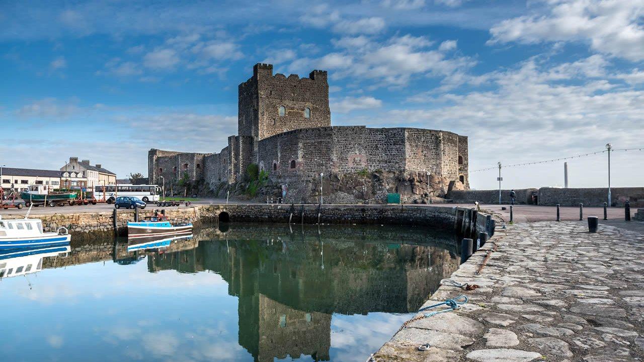 Carrickfergus Castle - Shore Excursion from Belfast Port