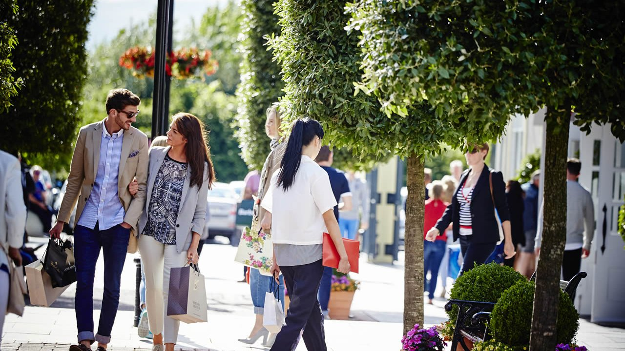 Kildare Village Shopping Trips