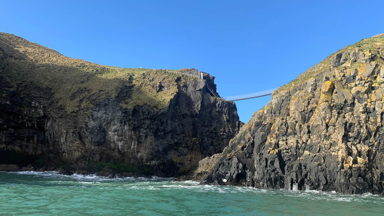 Land and Sea Tour Carrick-a-Rede