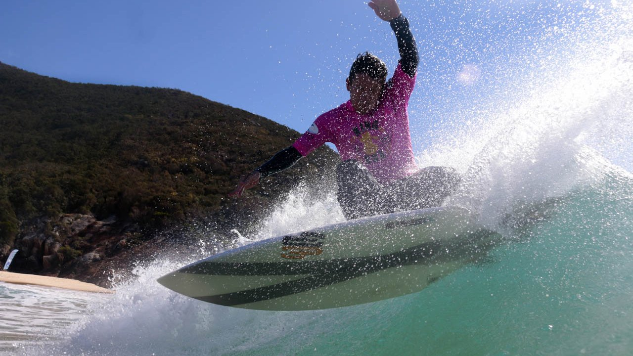 Tim Kavanagh - Surf Photography available during your lesson