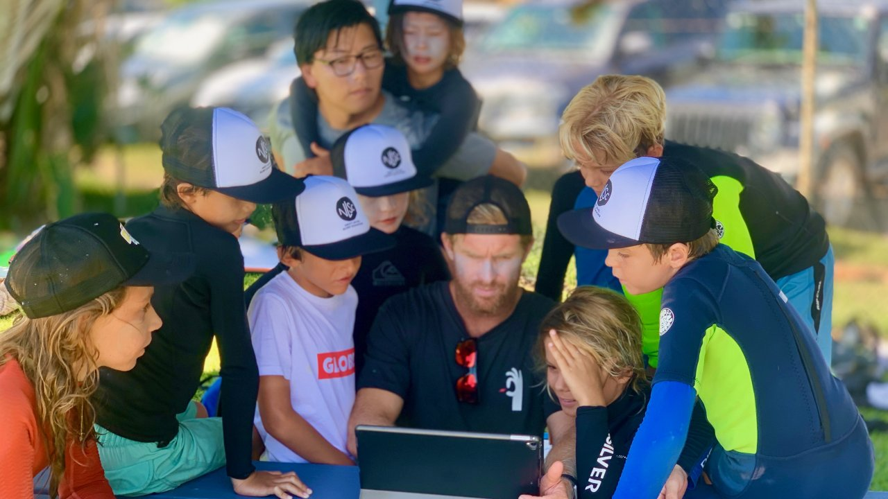 Byron Bay Boardriders surf development program