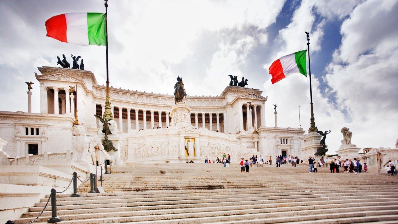 Altare della Patria Piazza Venezia