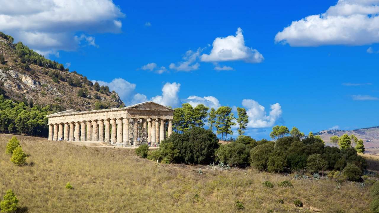 Segesta, Palermo