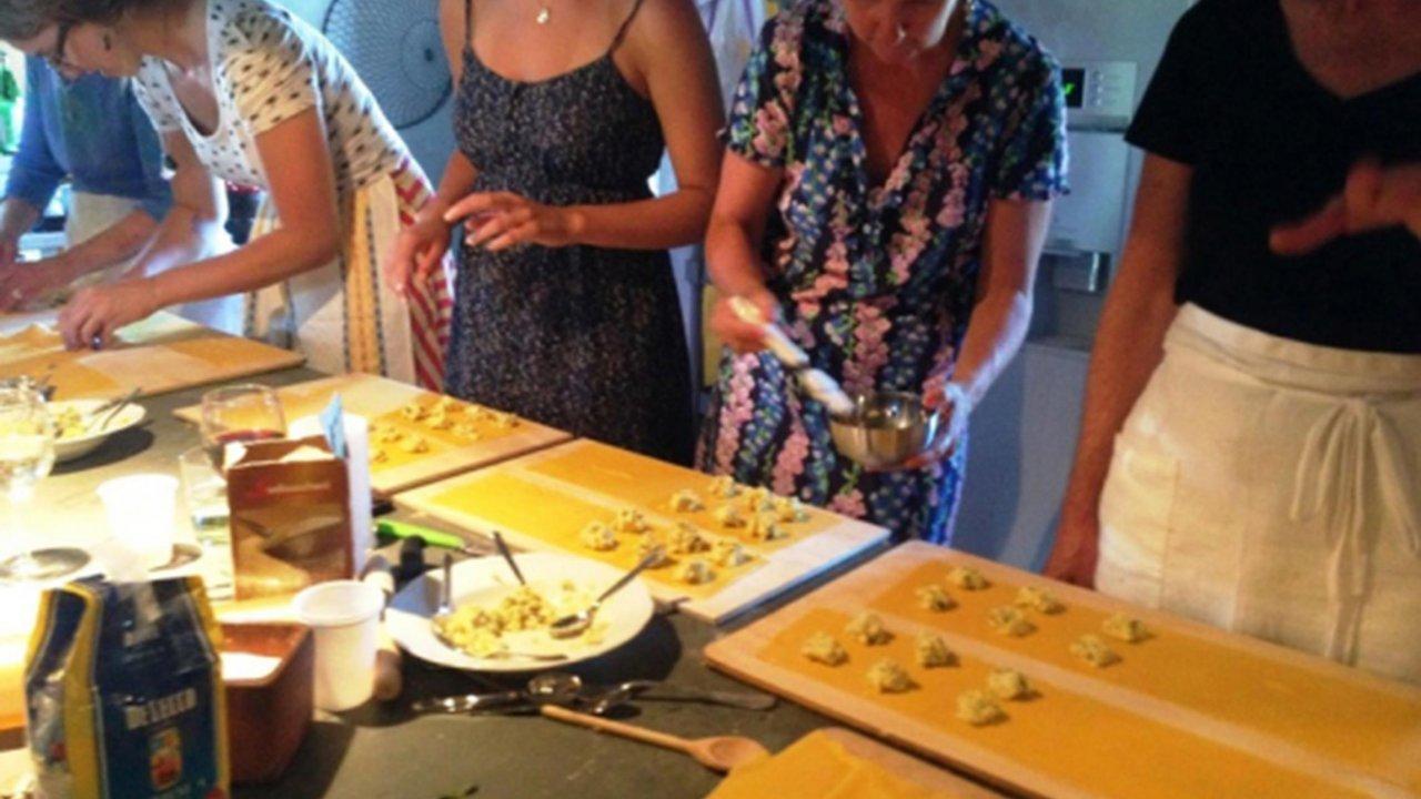 Cooking Lesson, Mazzano Romano