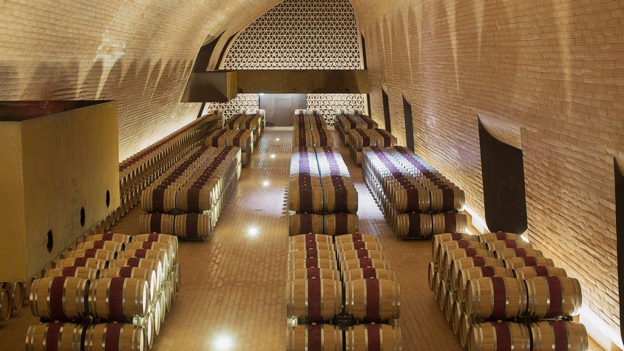Winery, Chianti