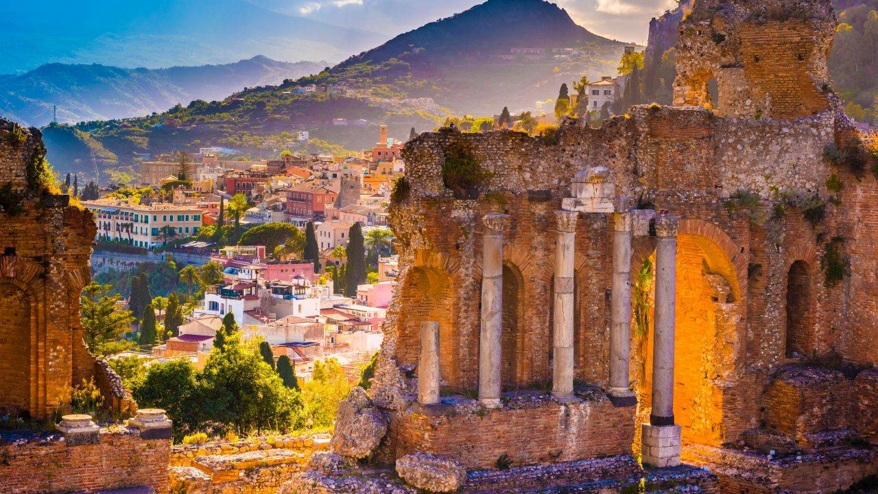 Taormina Temple