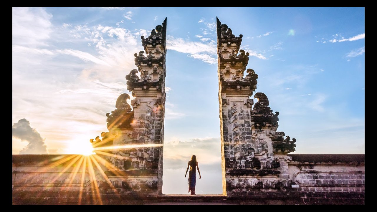 Lempuyang Gate Of Heaven
