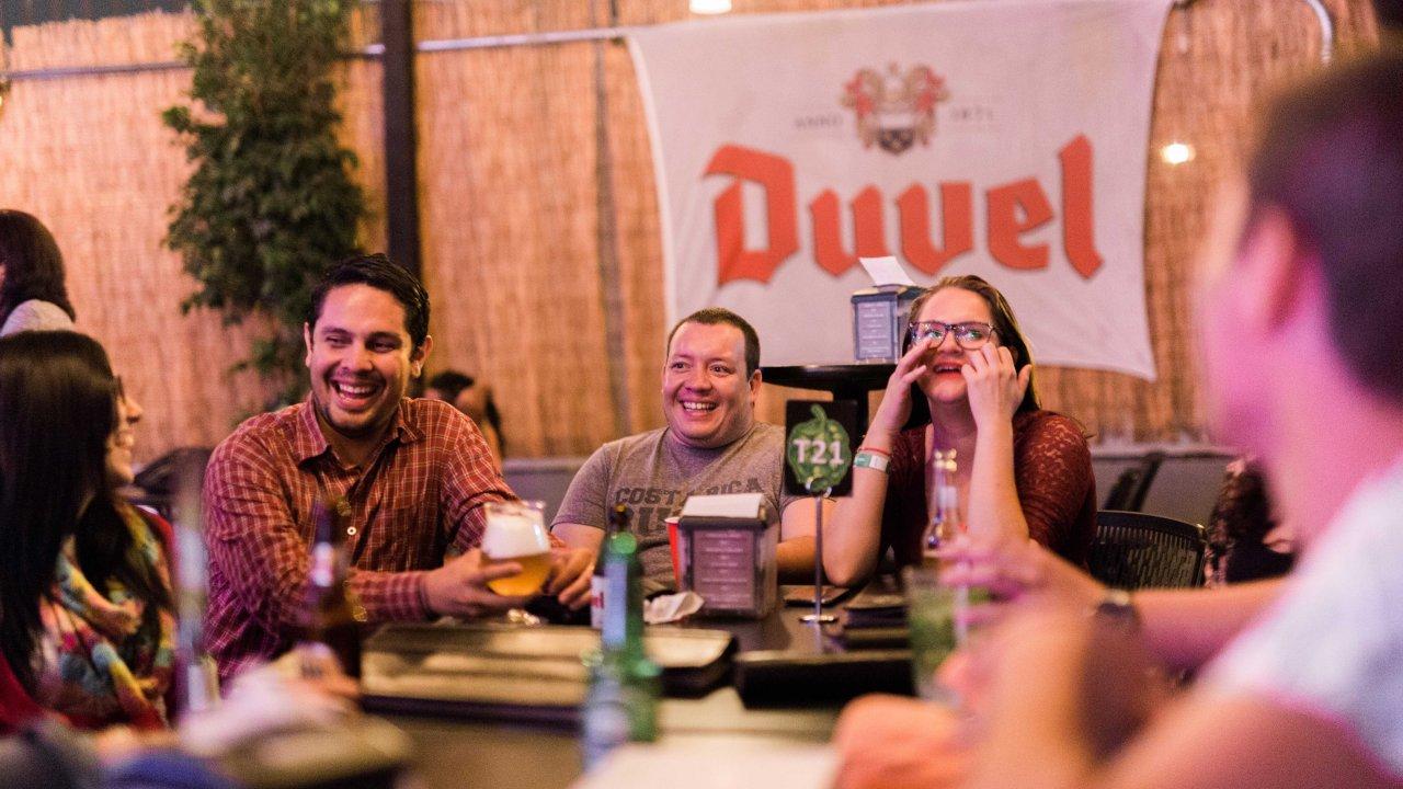 Pub Crawl Costa Rica - good times and good memories
