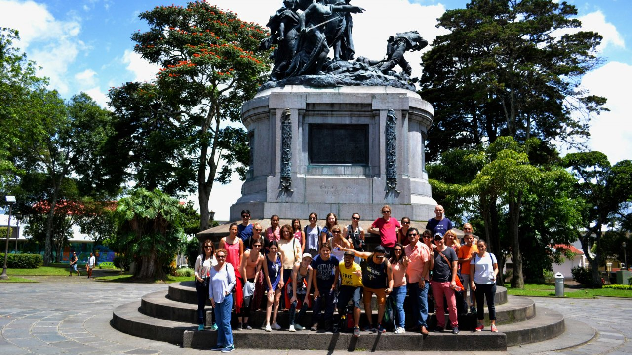 Visit the most iconic monuments in San Jose, Costa Rica