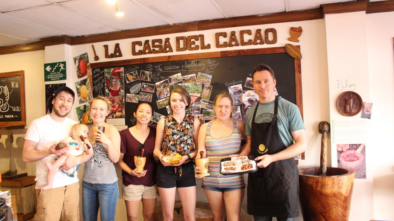 Chocolate Experience in San Jose, Costa Rica