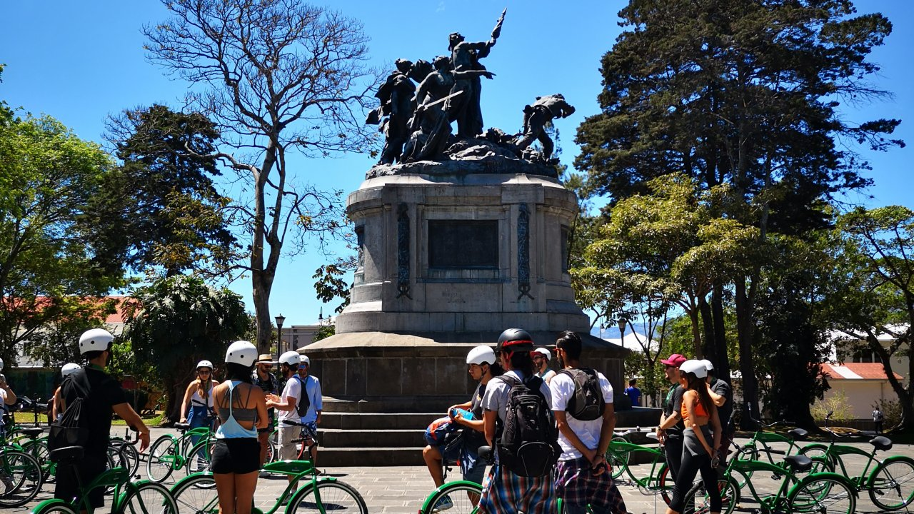Bicycle Tour in San Jose