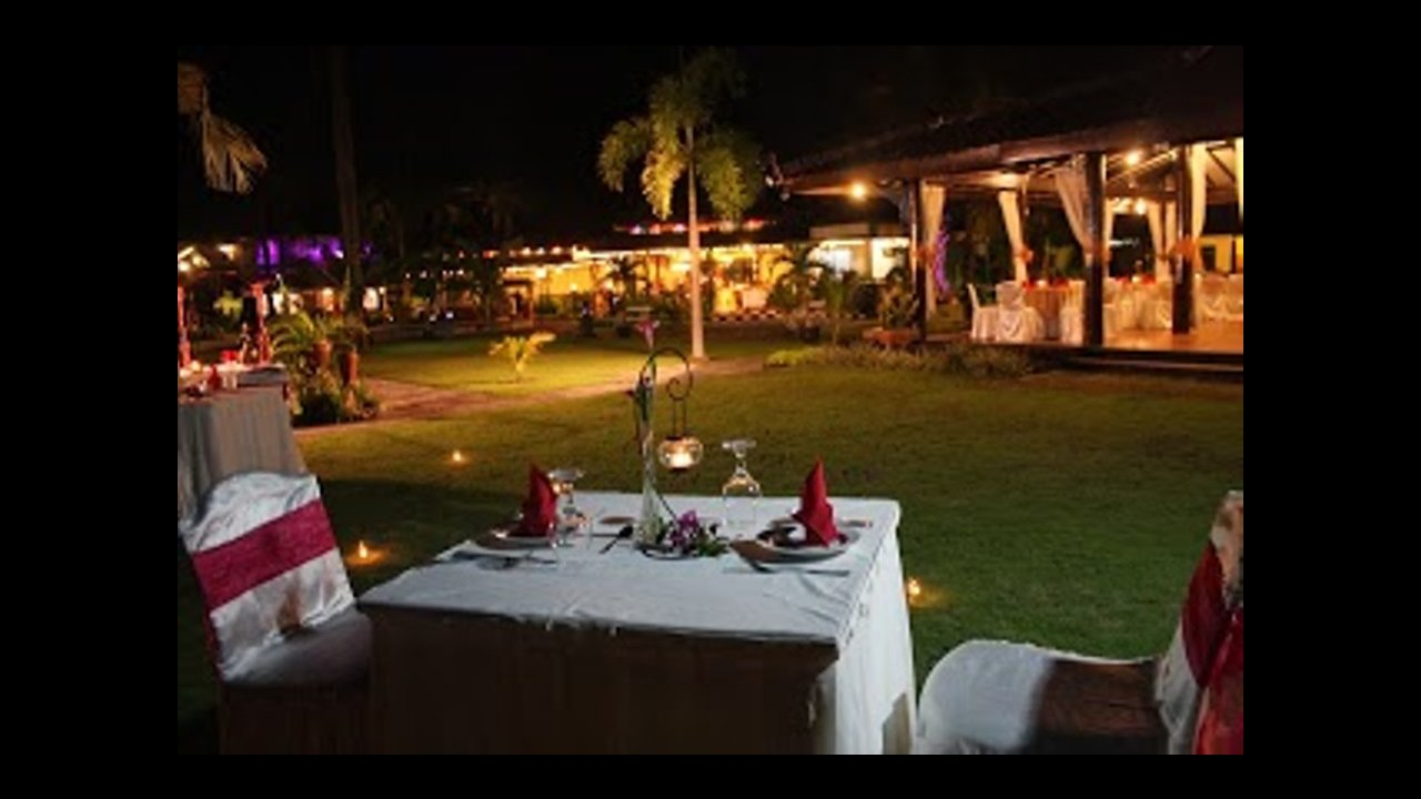 Jogjakarta Tourism Consortia Romantic Dinner